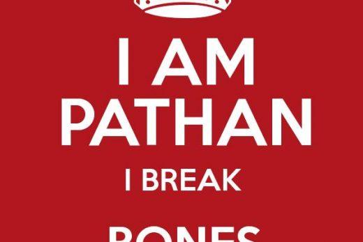 Pathan Attitude Shayari And Status 2021