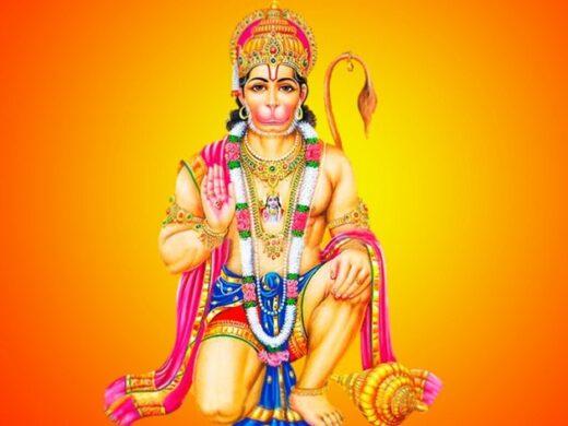 Hanuman ji ke status
